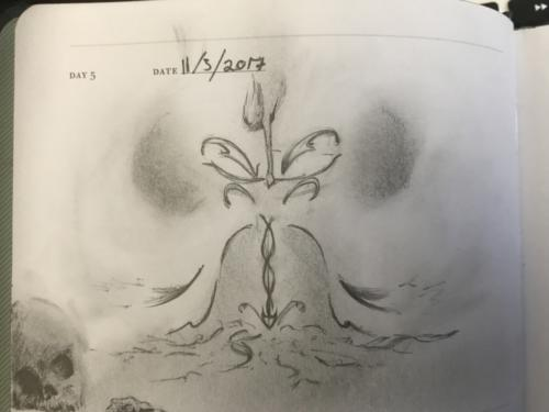Quick Doodle: Angel's Wrath