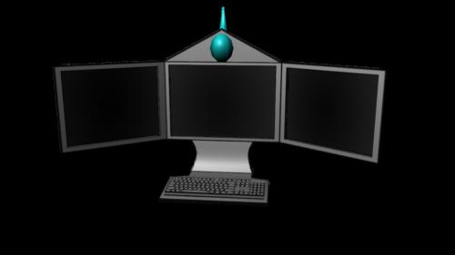 Desk PC Texture