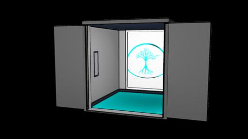 Lab Elevator Texture