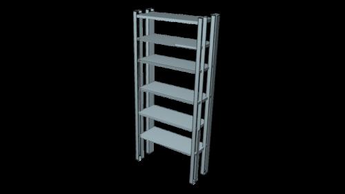 Factory Shelf Texture