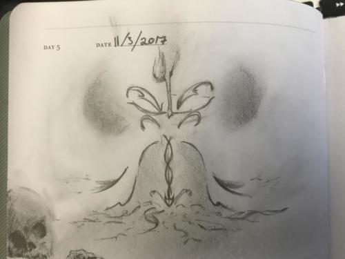 Quick Doodle: Angelic Arrow