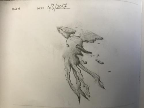 Quick Doodle: Squid Monster