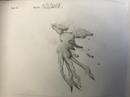 Quick Doodle: Squid Drifter