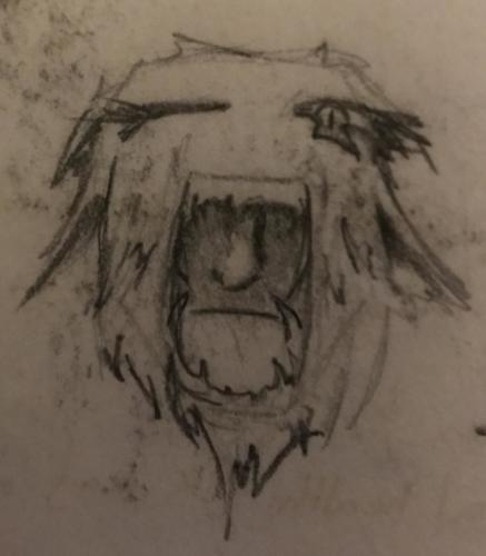 Quick Doodle: Roar