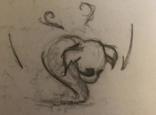 Quick Doodle: Gloom