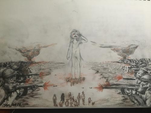 Murder of Peace