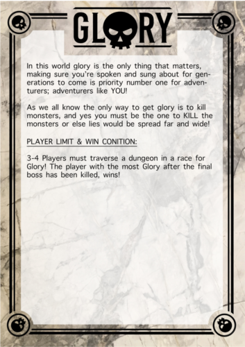 Rulebook page 1