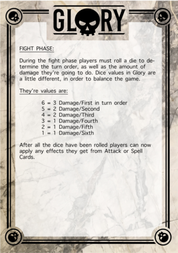 Rulebook page 3