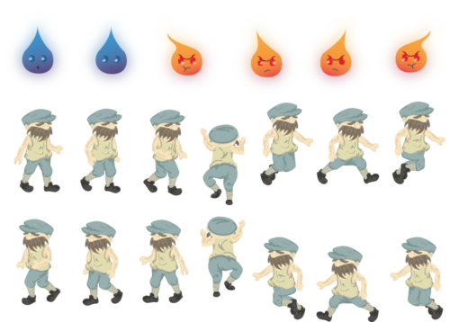 Character Sprite Sheet