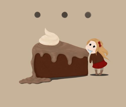 Mmm...Cake