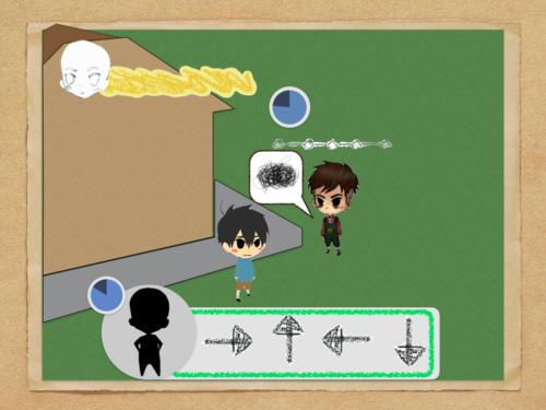 Bully Attack Mockup GUI 1