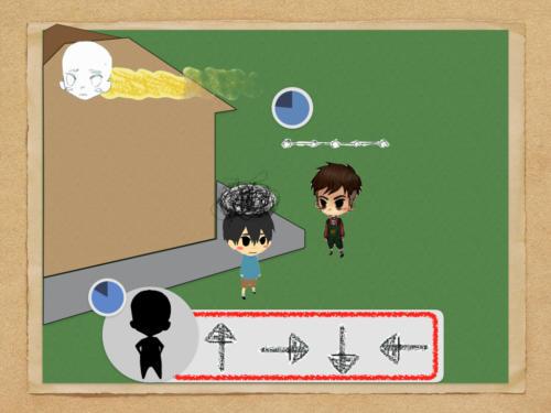 Bully Attack Mockup GUI 2
