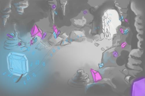 Cave Location Concept